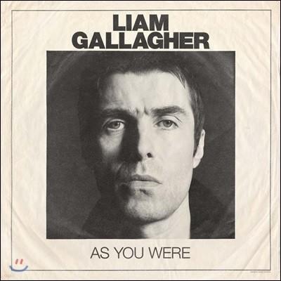 Liam Gallagher (리암 갤러거) - As You Were [디럭스 버전]