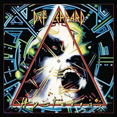 Def Leppard (데프 레퍼드) - Hysteria [3CD Deluxe Edition]