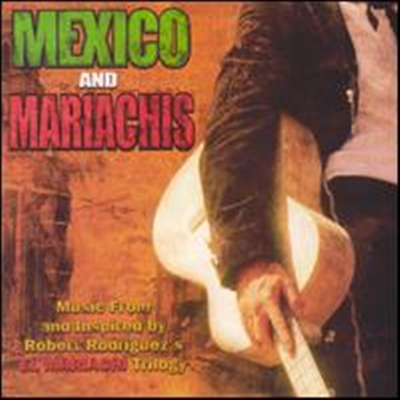 Original Soundtrack - Mexico & Mariachis (Bonus DVD)