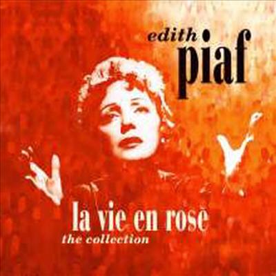 Edith Piaf - La Vie En Rose - The Collection (LP)