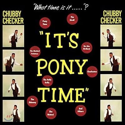 Chubby Checker (처비 체커) - It's Pony Time [LP]