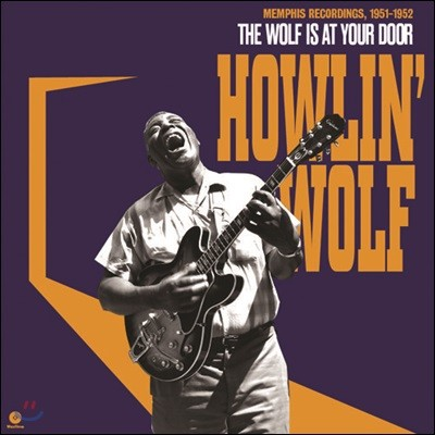 Howlin' Wolf (하울링 울프) - The Wolf Is At Your Door [LP]