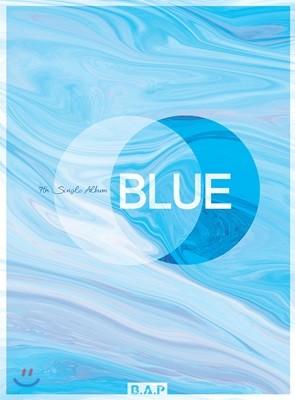 B.A.P (비에이피) - 싱글 7집: Blue [A ver.]