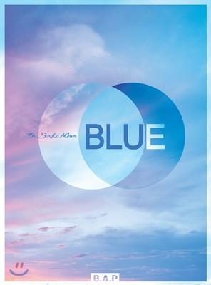 B.A.P (비에이피) - 싱글 7집: Blue [B ver.]