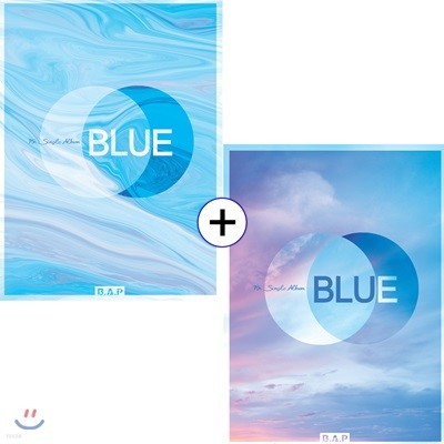 B.A.P (비에이피) - Blue [A + B / SET]
