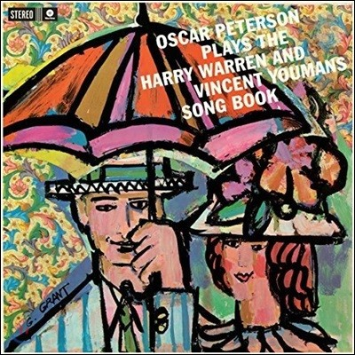 Oscar Peterson Trio (오스카 피터슨 트리오) - Plays The Harry Warren & Vincent Youmans Song Book [LP]