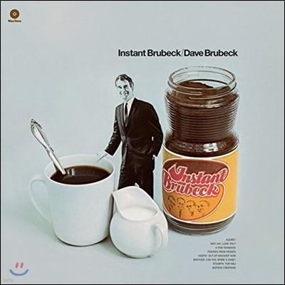 Dave Brubeck Quartet (데이브 브루벡 쿼텟) - Instant Brubeck (Brubeck Time 리이슈반) [LP]