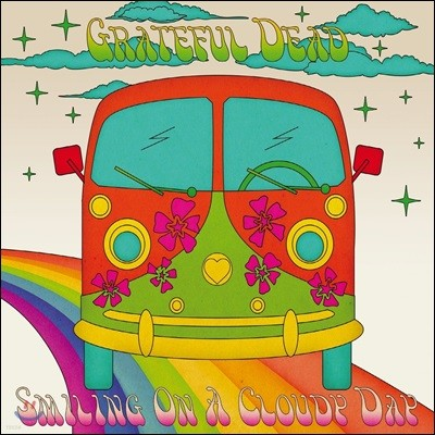 Grateful Dead (그레이트풀 데드) - Smiling On A Cloudy Day