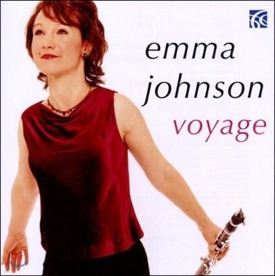 Emma Johnson 엠마 존슨의 클라리넷 여행 (Voyage)