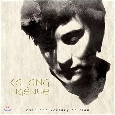 K.D. Lang (케이디 랭) - Ingenue [25th Anniversary Edition 2 LP]