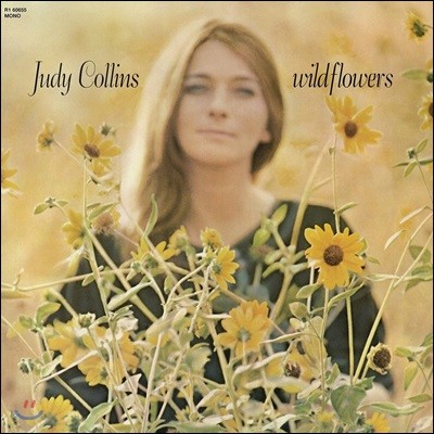 Judy Collins (주디 콜린스) - Wildflowers [옐로우 컬러 LP]
