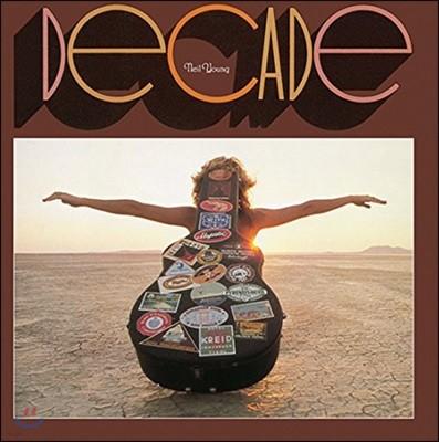Neil Young - Decade 닐 영 1966~1976년 베스트 앨범 [3LP]