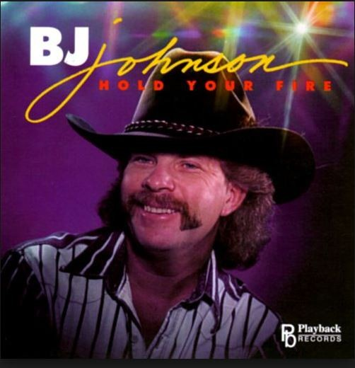 B.J. Johnson - Hold Your Fire