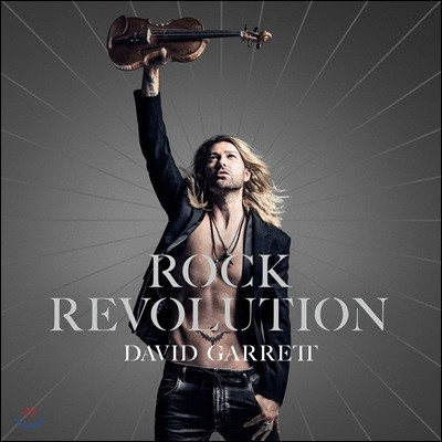 David Garrett 데이빗 가렛 록 레볼루션 (Rock Revolution)