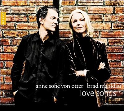 Anne Sofie von Otter / Brad Mehldau - Love Songs 안네 소피 폰 오터 & 브래드 멜다우