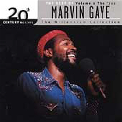 Marvin Gaye - Millennium Collection - 20th Century Masters Vol.2 : The 70's