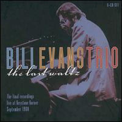 Bill Evans Trio - Last Waltz: The Final Recordings Live (8CD Box Set)