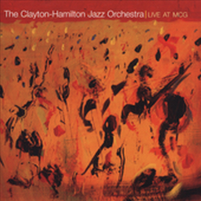 The Clayton-Hamilton Jazz Orchestra - Live At MCG