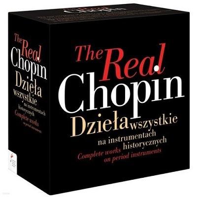 리얼 쇼팽 - 쇼팽 협회 시대악기 연주반 (The Real Chopin Complete Works)