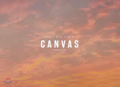 준호 - 미니앨범 1집 : Canvas