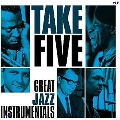 재즈 명연 모음집 (Take Five - Great Jazz Instrumentals) [LP]