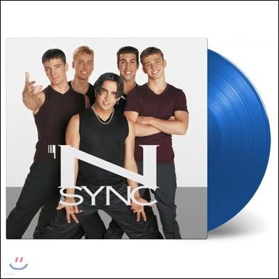 N Sync - NSYNC 엔 씽크 데뷔 앨범 [블루 컬러 LP]