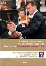 Christian Thielemann 틸레만과 빈 필하모닉의 베토벤 교향곡 전집 Vol.2 :  4,5,6번
