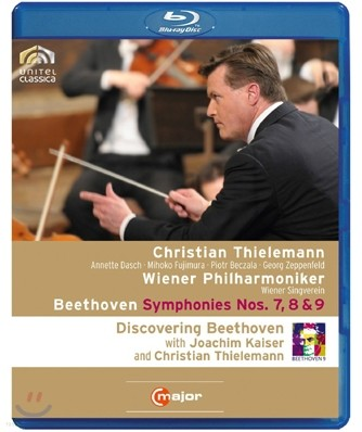 Christian Thielemann 베토벤: 교향곡 7번 8번 9번 `합창` (Beethoven Complete Symphonies Vol.3) 블루레이
