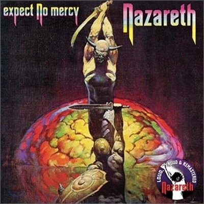 Nazareth - Expect No Mercy (Paper Sleeve)