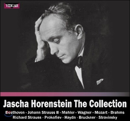 야샤 호렌슈타인 컬렉션 (Jascha Horenstein The Collection 1952-1964 Recordings)