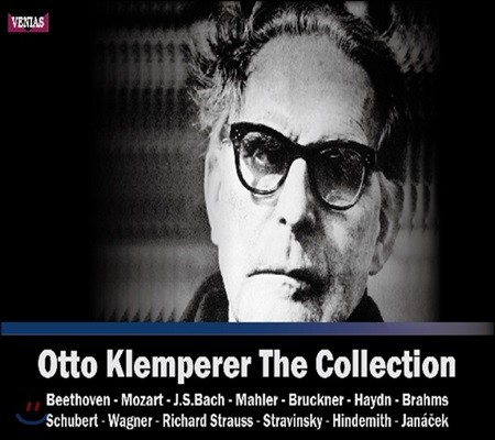 오토 클렘페러 컬렉션 (Otto Klemperer The Collection 1934-1963 Recordings)