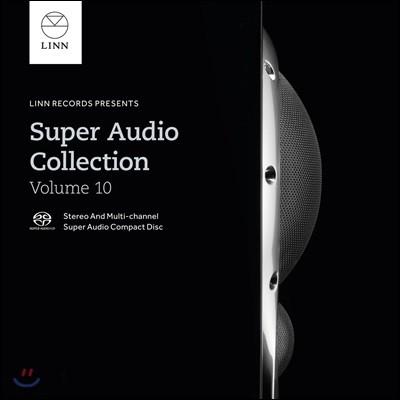 린 레코드 슈퍼 오디오 서라운드 컬렉션 10집 (Linn The Super Audio Collection Vol.10)
