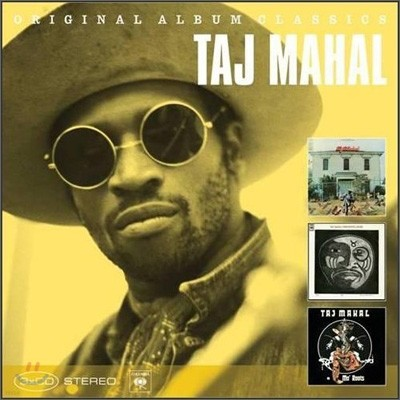 Taj Mahal - Original Album Classics