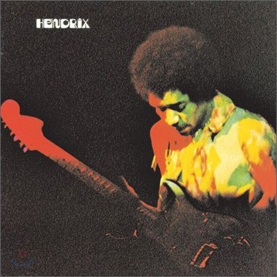 Jimi Hendrix - Band Of Gypsys (Limited Edition)