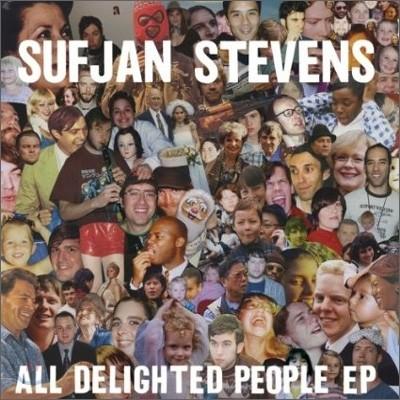 Sufjan Stevens (수프얀 스티븐스) - All Delighted People (EP) [LP]