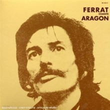 Jean Ferrat - Chante Aragon (Vinyl Replica Limited Edition) (Papersleeve)
