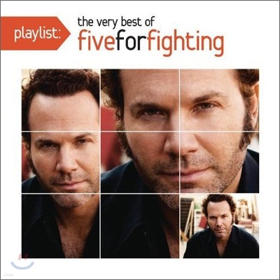 Five For Fighting - Playlist: The Very Best Of Five For Fighting