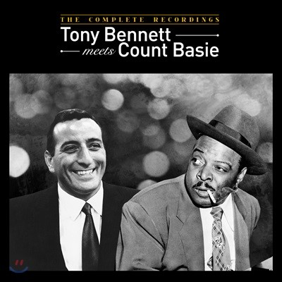 Tony Bennett Meets Count Basie - The Complete Recordings 토니 베넷 / 카운트 베이시