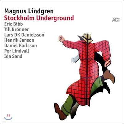 Magnus Lindgren (마그누스 린드그렌) - Stockholm Underground [LP]