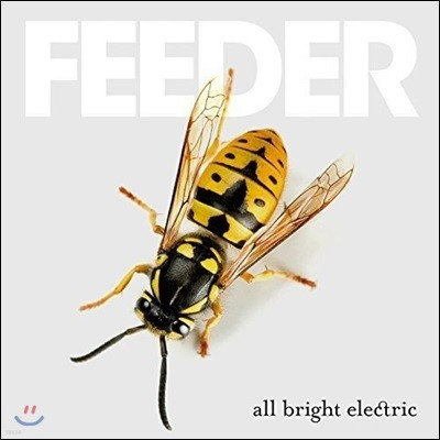 Feeder (피더) - All Bright Electric [Deluxe Edition]