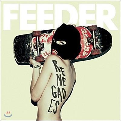 Feeder (피더) - Renegades [Special Edition]