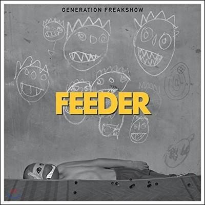 Feeder (피더) - Generation Freakshow [Special Edition]