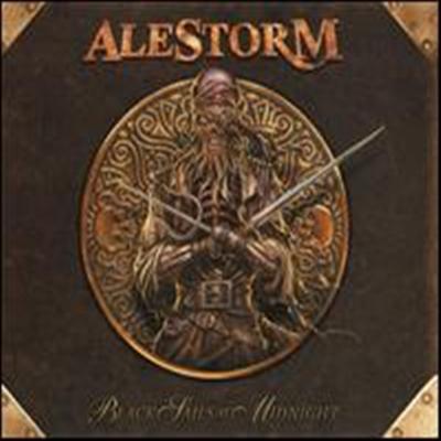 Alestorm - Black Sails at Midnight (Limited Edtion)(CD+DVD)