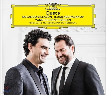 Rolando Villazon / Ildar Abdrazakov 롤란도 비야손 & 일다르 아브드라자코프 - 듀엣 (Duets)