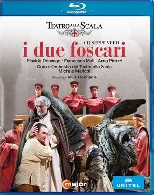 Placido Domingo / Michele Mariotti 베르디: 포스카리 가문의 두 사람 - 플라시도 도밍고, 미켈레 마리오티 (Verdi: I Due Foscari)