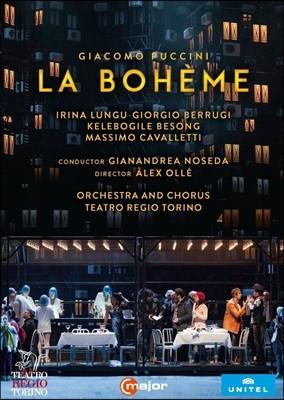 Irina Lungu / Gianandrea Noseda 푸치니: 라 보엠 - 이리나 룽구, 지안안드레아 노세다 (Puccini: La Boheme)