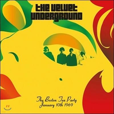 The Velvet Underground (벨벳 언더그라운드) - The Boston Tea Party January 10th 1969 [2 LP]