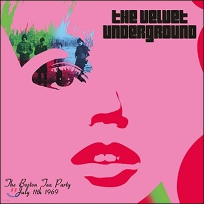 The Velvet Underground (벨벳 언더그라운드) - The Boston Tea Party July 11th 1969 [2 LP]