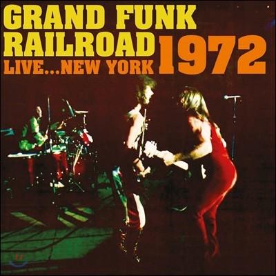 Grand Funk Railroad (그랜드 펑크 레일로드) - Live New York 1972
