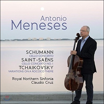 Antonio Meneses 슈만 / 생상스: 첼로 협주곡 / 차이코프스키: 로코코 변주곡 - 안토니오 메네세스 (Schumann / Saint-Saens: Cello Concerto / Tchaikovsky: Rococo Variations)